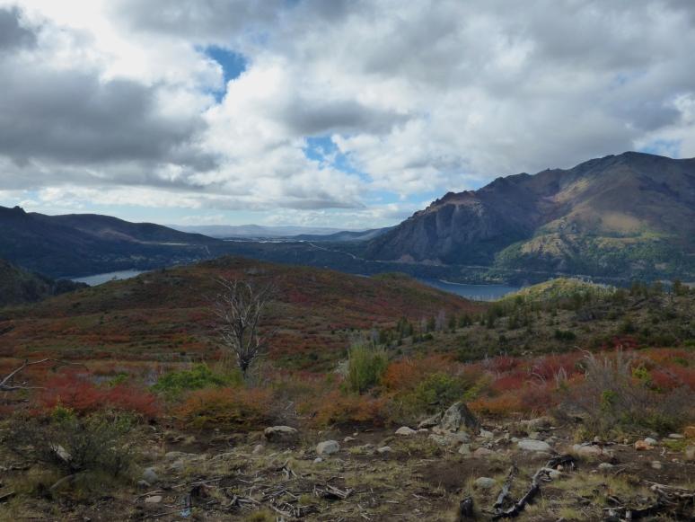 Fall colors in Bariloche