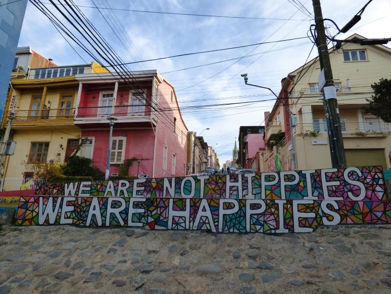 Hippies Not Happies