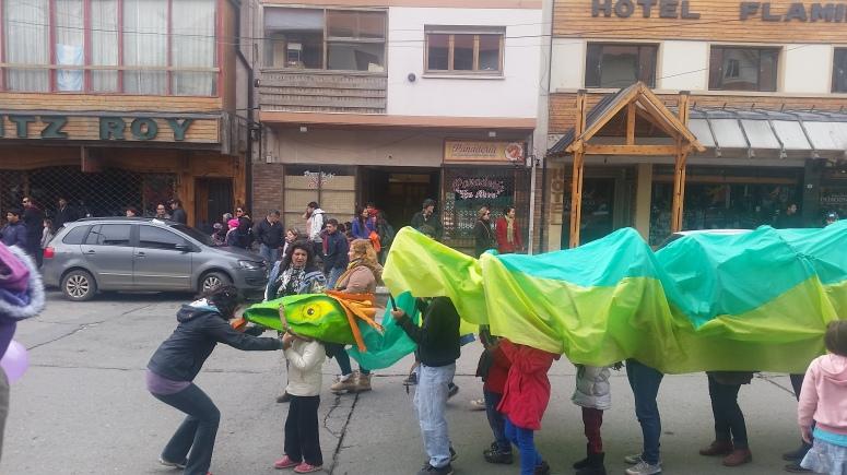 Parade Bariloche