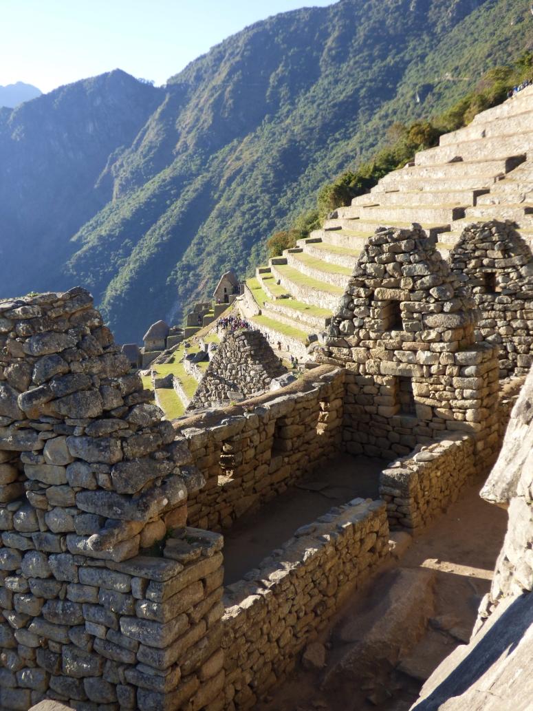 An old home in Machu Picchu